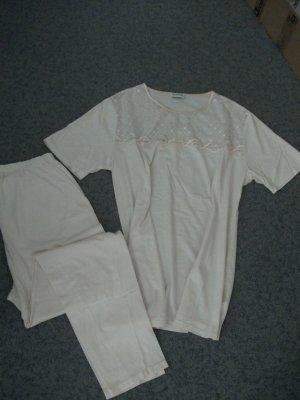 Schlafanzug / Pyjama von RÖSCH, Gr. 36/38, rosa