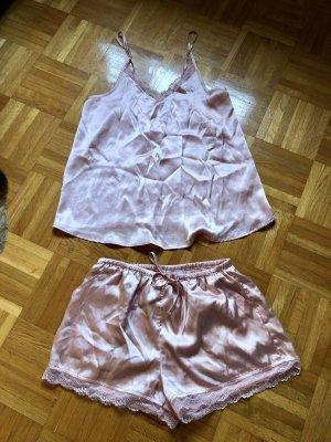 Pyjama rose clair-rosé