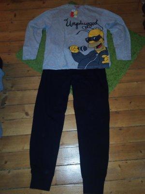 Pijama negro