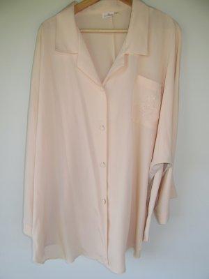 Vintage Conjunto de lencería crema-blanco puro