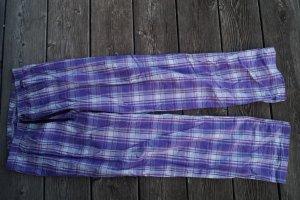 Schlafanzughose lila von Skiny 36