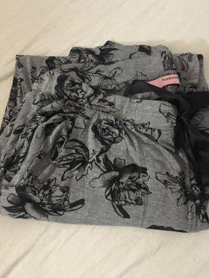 Hunkemöller Vêtement pour la maison gris-noir