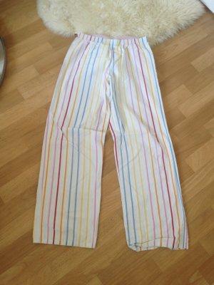 Schlafhose Pyjama mit Steichen