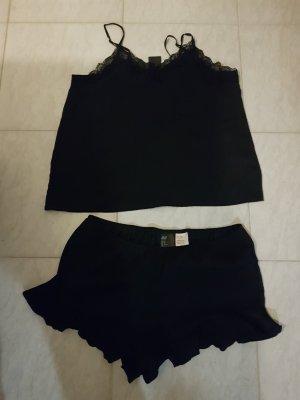 H&M Pyjama black