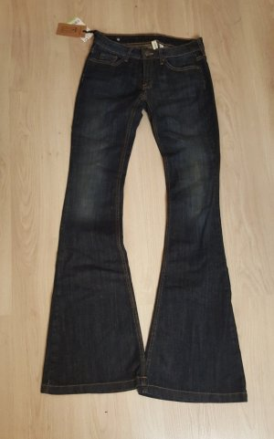 Schlag-Jeans von Mango Gr. 36