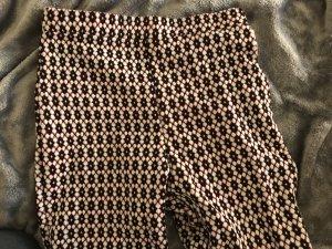 Urban Outfitters Broek met wijd uitlopende pijpen veelkleurig