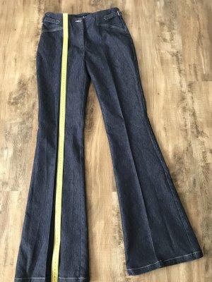 Schlaghose Jeans NafNaf Gr. 38