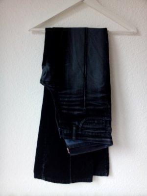 Schlaghose samt/Jeans
