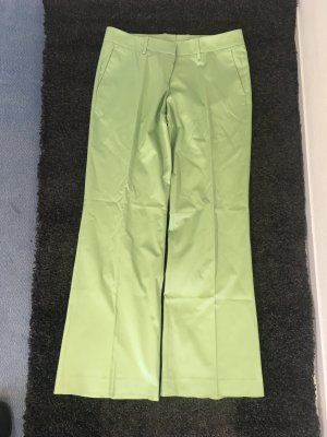 Hugo Boss Flares lime-green cotton