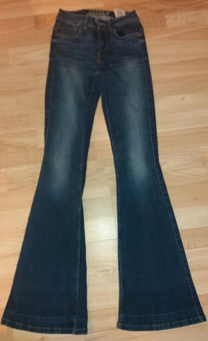 Only Jeans flare multicolore