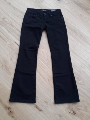 LTB Jeans a zampa d'elefante nero
