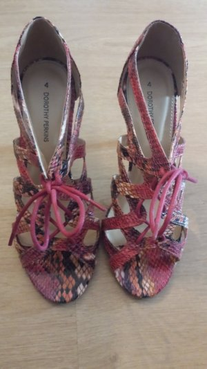 Dorothy Perkins High Heel Sandal multicolored imitation leather