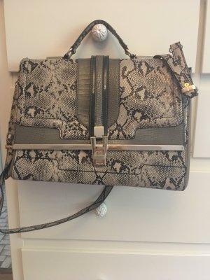Schlangenmuster Tasche
