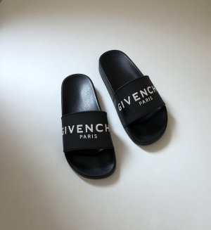 Givenchy Mules black-white