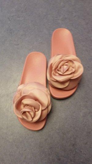 & other stories Sandalen rosé