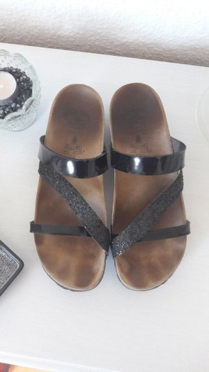 Comfort Sandals black-brown
