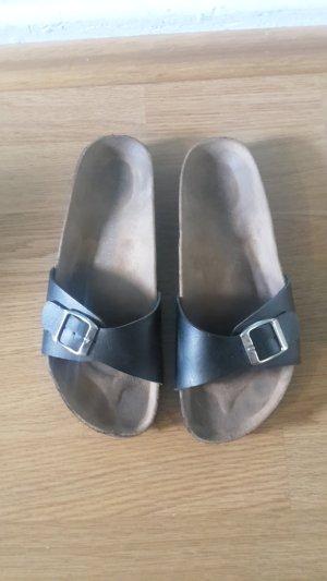 Schlappen Sandalen ähnlich Birkenstock Sandaletten