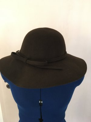 s.Oliver Floppy Hat black brown