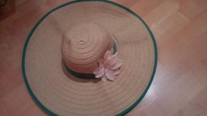 H&M Floppy Hat multicolored
