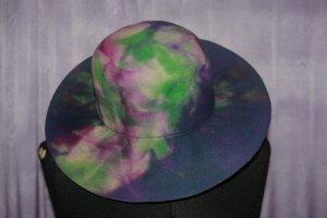 Zachte hoed veelkleurig