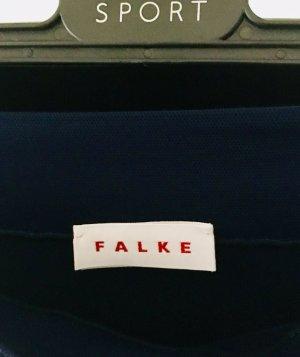 Falke Vestido de tubo azul Licra