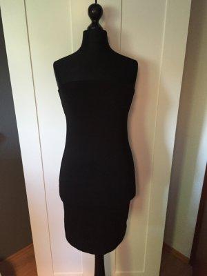 Schlauch-Kleid trägerlos