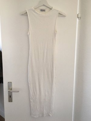 Tube Dress white-natural white