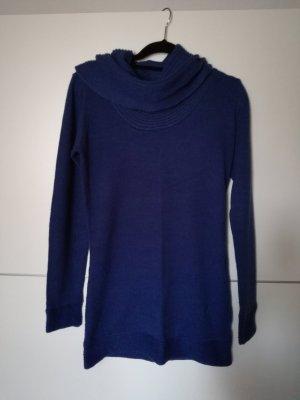 Vestido de tubo azul