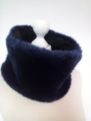 Snood donkerblauw