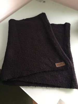 Nikita Tube Scarf dark brown