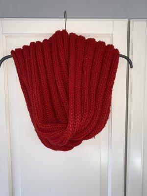 Orsay Bufanda tubo rojo ladrillo