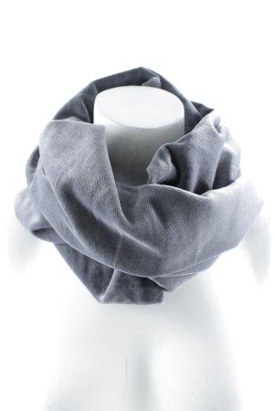 Tubesjaal grijs casual uitstraling
