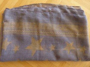 Schlauchschal Schal XL mit Sternen