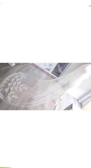 Velo bianco-bianco sporco