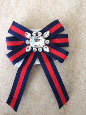 Schleife Anstecknadel Krawatte Fliege Brosche im Gucci Stil