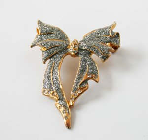 Broche color plata-color oro