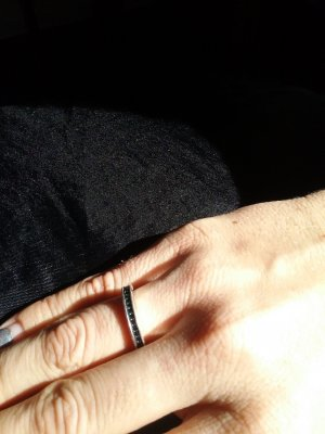 "Schlichte Eleganz - Ring Thomas Sabo ""Eternity"""