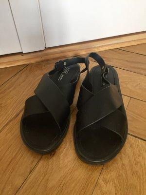 Asos Outdoor Sandals black