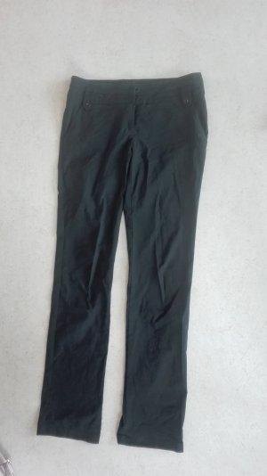 Elements pantalón de cintura baja negro