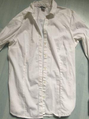 Schlichte weiße Bluse H&M Neu