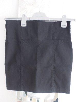 Schlichter Basic Minirock schwarz