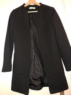 Schlichter Mantel Größe 34