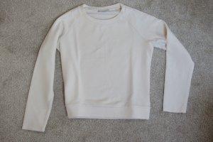 Schlichter Pullover in elegantem Weiß