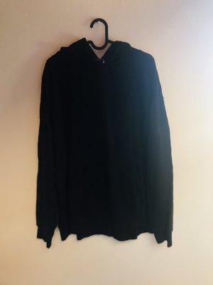 H&M Pull à capuche noir
