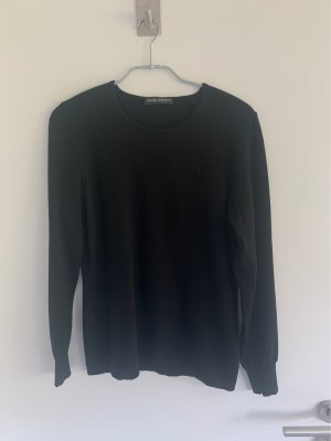 Bruno Manetti Crewneck Sweater black
