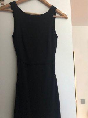 Zara Knit Avondjurk zwart