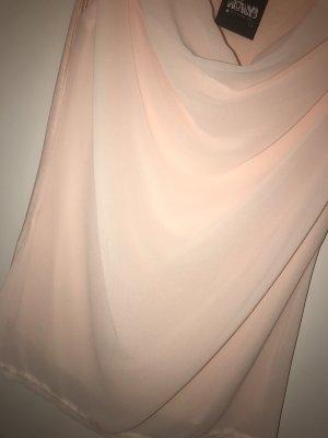 Hailys Camisa con cuello caído multicolor