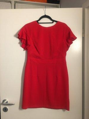 Asos Wollen jurk veelkleurig