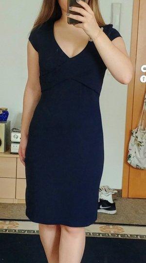 anna & ella Midi Dress dark blue