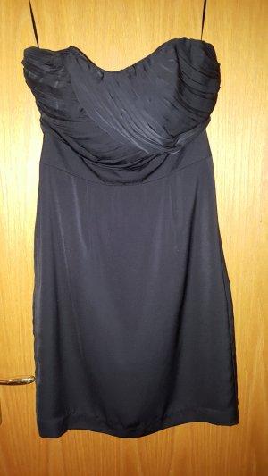 Schlichtes schwarzes Kleid von H&M Größe 38